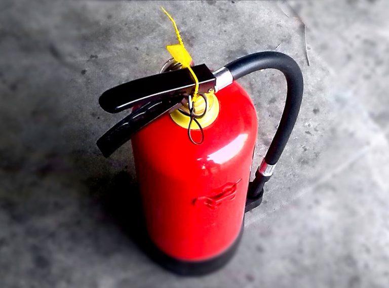 Feuer Löscher